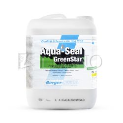 Лак для паркета BERGER Aqua-Seal GreenStar