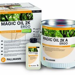 Масло для паркета PALLMANN Magic Oil Цветное